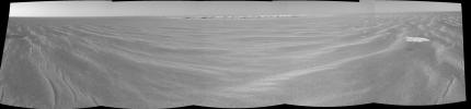 Opportunity's First Glimpse into 'Victoria Crater'