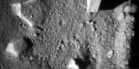 Phoenix's Probe Inserted in Martian Soil