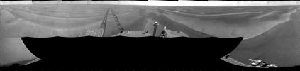 Opportunity's Surroundings After Sol 1820 Drive