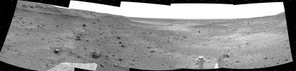 New Record Five-Wheel Drive, Spirit's Sol 1856