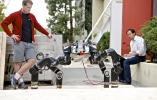 RoboSimian, a limbed robot developed by engineers at NASA's Jet Propulsion Laboratory in Pasadena, California, competed in the DARPA Robotics Challenge Trials in Florida in December 2013.