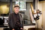Thomas Morgan Robertson, better known to music fans as Thomas Dolby, has joined Johns Hopkins University as an honorary Homewood Professor of the Arts.