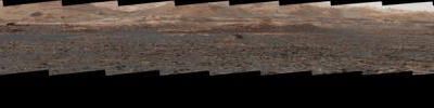 This panorama from the Mast Camera (Mastcam) of NASA's Curiosity Mars rover shows details of 'Vera Rubin Ridge,' which stretches about 4 miles (6.5 kilometers), end-to-end, on the northwestern flank of lower Mount Sharp.