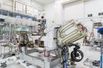 The electricity for NASA's Mars 2020 rover is provided by a power system called a Multi-Mission Radioisotope Thermoelectric Generator, or MMRTG.