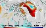 NASA's GRACE-FO shows that almost all of Greenland continued to lose mass in May 2019 as the ice sheet continues to melt.
