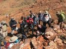 Scientists from NASA's Mars 2020 and ESA's ExoMars projects study stromatolites, the oldest confirmed fossilized lifeforms on Earth, in the Pilbara region of North West Australia.